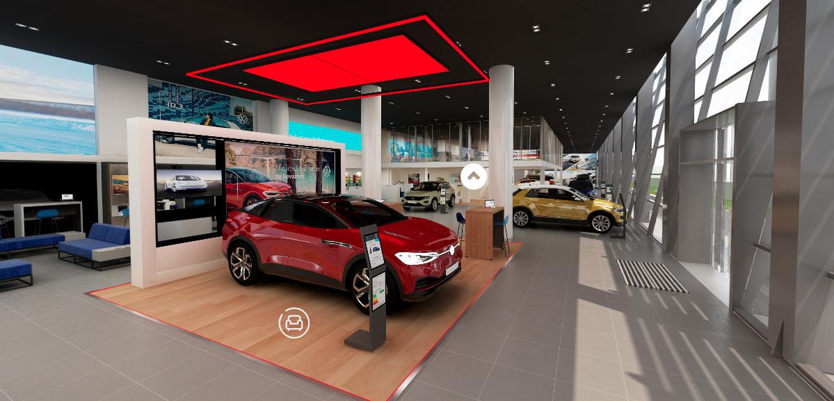 REALIDAD VIRTUAL PARA  RETAIL: Fotografía 360 y Simulación 3D
